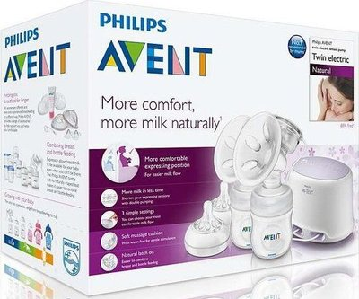 Philips Avent Natural Twin Electric Breast Pump Baby Buy