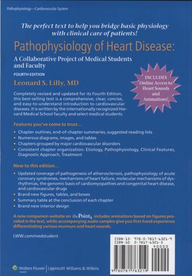 Pathophysiology Of Heart Disease A Collaborative Project Of