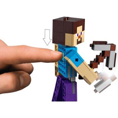 Other LEGO & Building Toys - LEGO Minecraft Steve BigFig