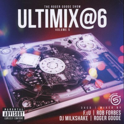 Dance - Ultimix@6 - Volume 5 (CD) for sale in Cape Town (ID:426621035)
