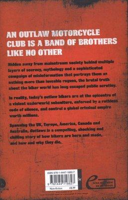 True Crime - Outlaws: Inside the Hell's Angel Biker Wars