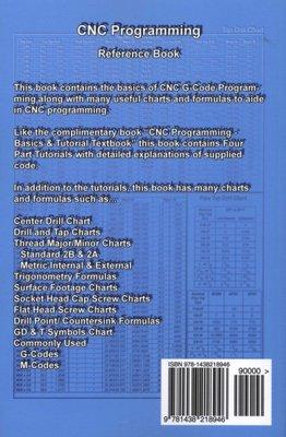 Manual CNC Programming: Reference Book