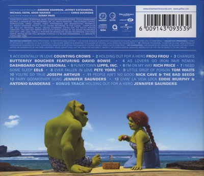 Shrek 2 Original Motion Picture Soundtrack Cd Music Buy Online In South Africa From Loot Co Za