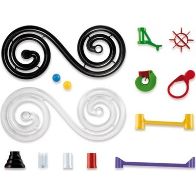 Quercetti Double Spiral Marble Run Toys Buy Online In