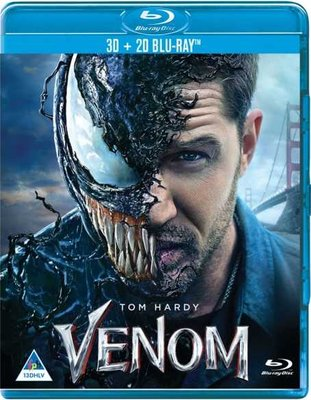 buy venom 3d blu ray