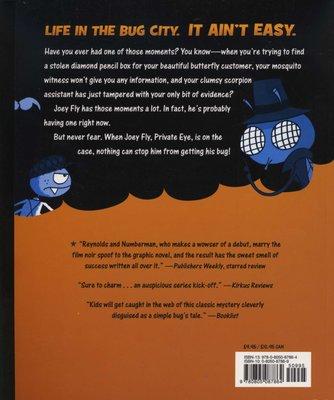 Creepy Crawly Crime Paperback Aaron Reynolds 9780805087864