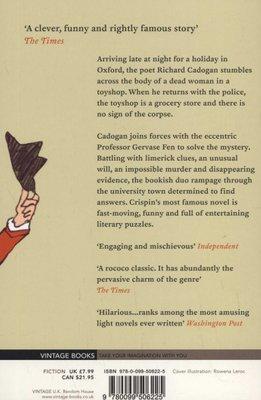 The Moving Toyshop (Paperback): Edmund Crispin: 9780099506225