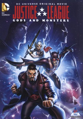 Movies - Justice League - Gods & Monsters (DVD) for sale in Cape