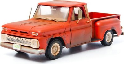 Green Light Bella S 1963 Chevy Truck From Twilight 2008 1 18 Orange Toys Buy Online In South Africa From Loot Co Za