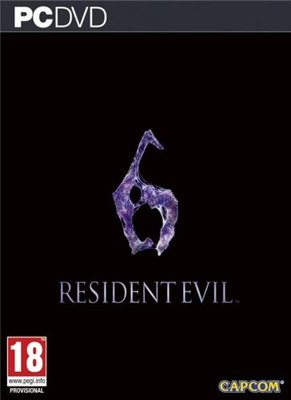 Games - Resident Evil 6 (PC, DVD-ROM) for sale in Cape Town (ID