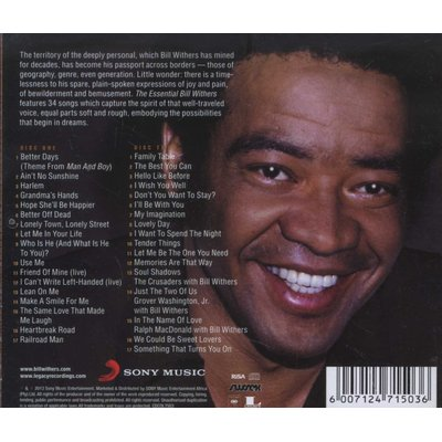 Bill Withers The Essential Cd Music Buy Online In South