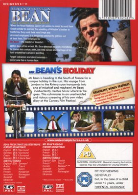 Movies Bean Mr Beans Holiday Dvd Boxed Set Was Listed For