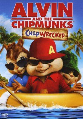 movies alvin and the chipmunks 3 chipwrecked dvd was listed for