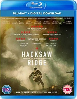 Hacksaw Ridge Blu Ray Disc Mel Gibson Dvd Buy Online In South Africa From Loot Co Za