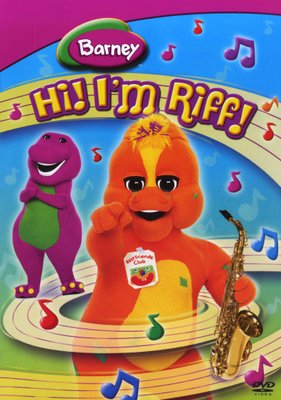 Movies Barney Hi Im Riff Dvd Was Listed For R5100 On 7 Nov At