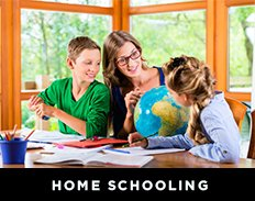 Back to School Home Schooling