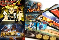 [[TRADING CARD GAMES]]